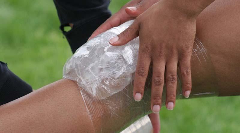 lábfájdalom artrózissal, mint kezeléssel