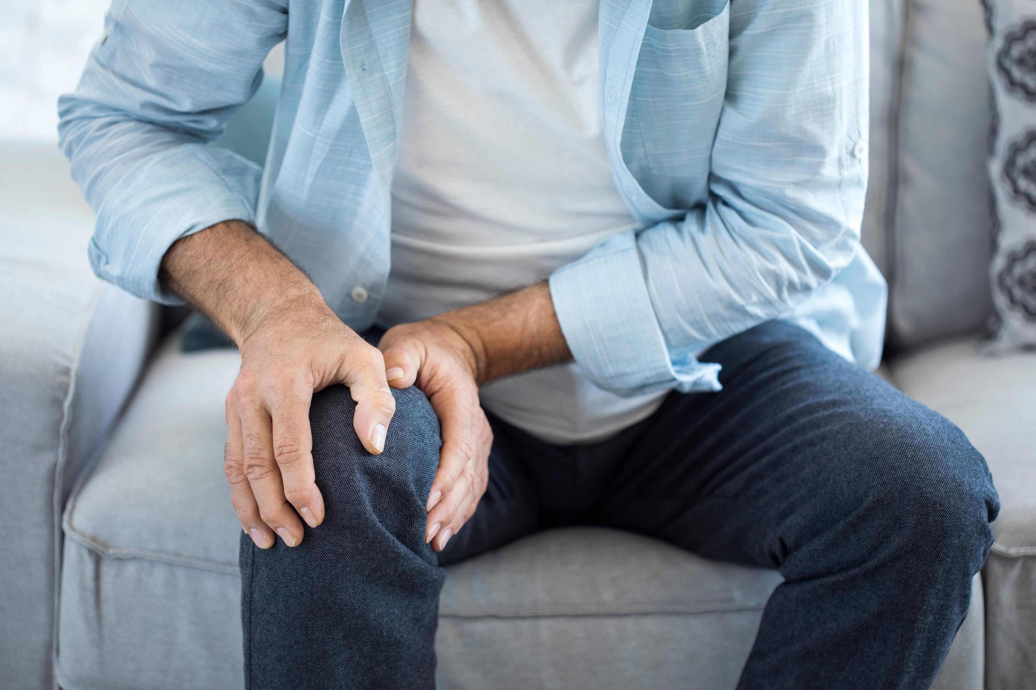 a térd ízületi gyulladásának kezelése dimexidummal