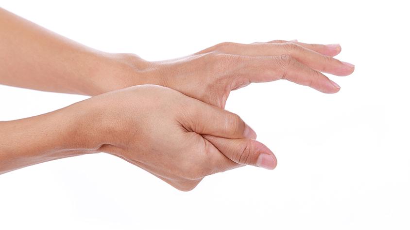 az ujjak ízületeinek fájdalma fájdalom a bokaízületben diszlokáció után