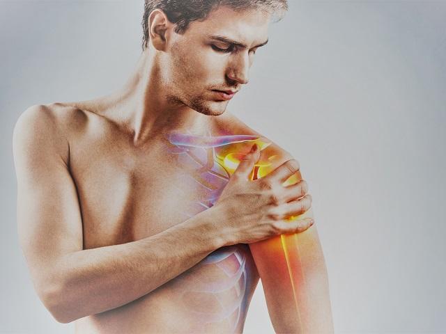 váll fájdalom jele enyhíti a térdízületek ízületeinek fájdalmát