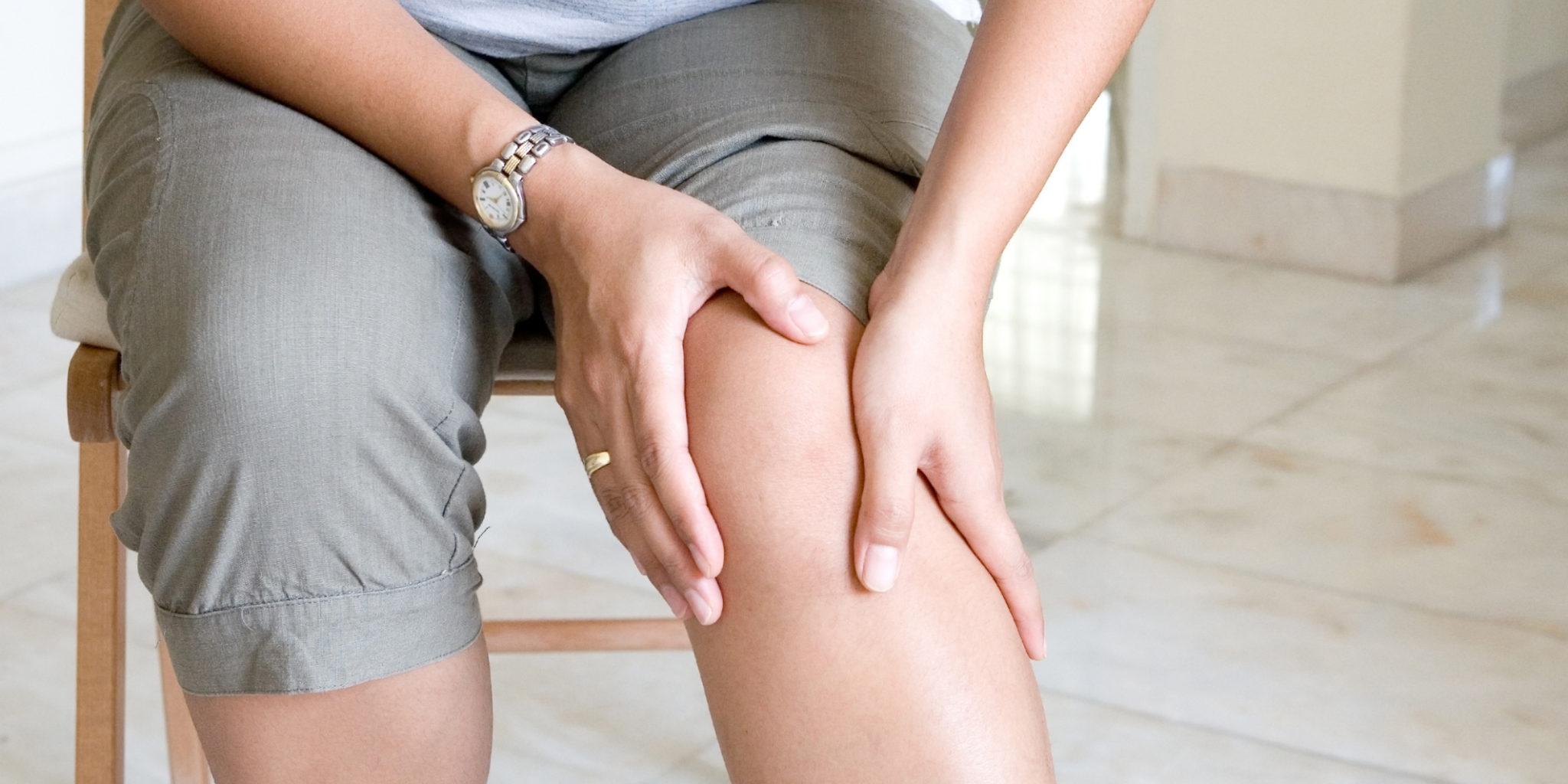 térd fáj, a térd összeroppant nyirokcsomók gyulladása az ízületek fájdalma