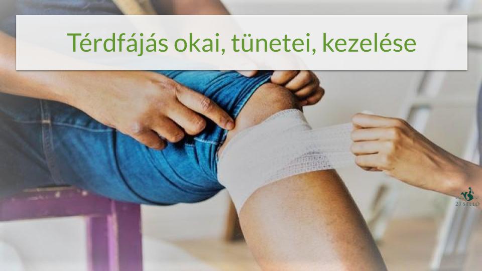 hatékony kenőcsök a térdízületek fájdalmainak kezelésére