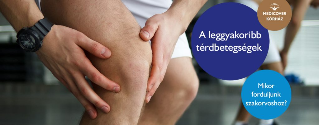 a térd fájdalmát kezeljük csuklógyulladás okozza