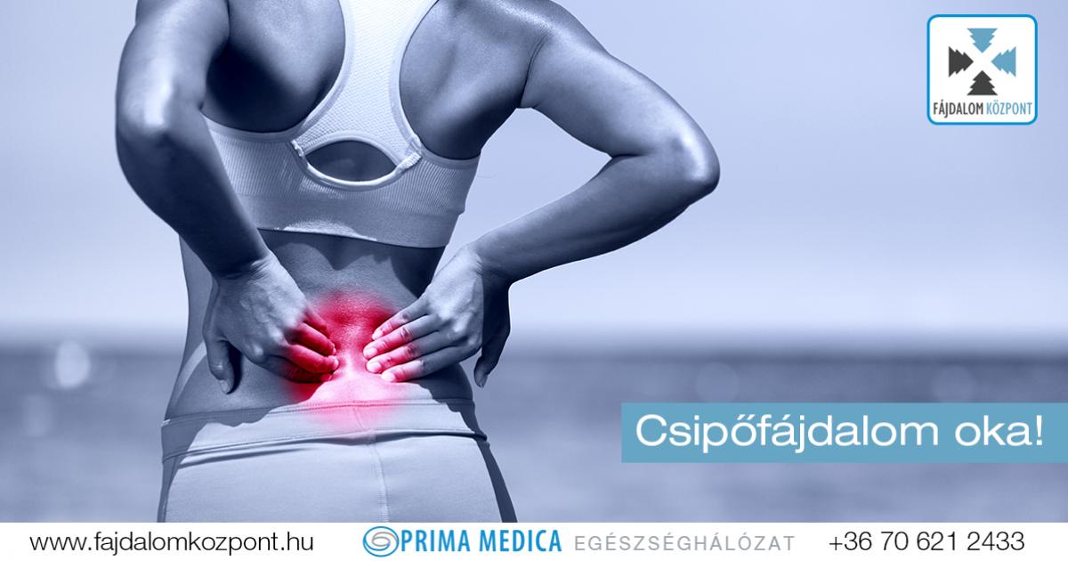 csípőízületi fájdalmak esetén gerinc csípőízületi fájdalma
