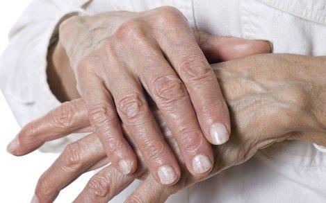fájdalom a mellkasi gerinc ízületeiben hogyan lehet gyógyítani a hüvelykujj izületi gyulladást a karon