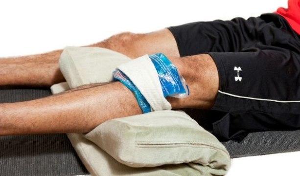 hogyan lehet enyhíteni a boka duzzanatát sérülés után nodularis arthritis hogyan kezelhető