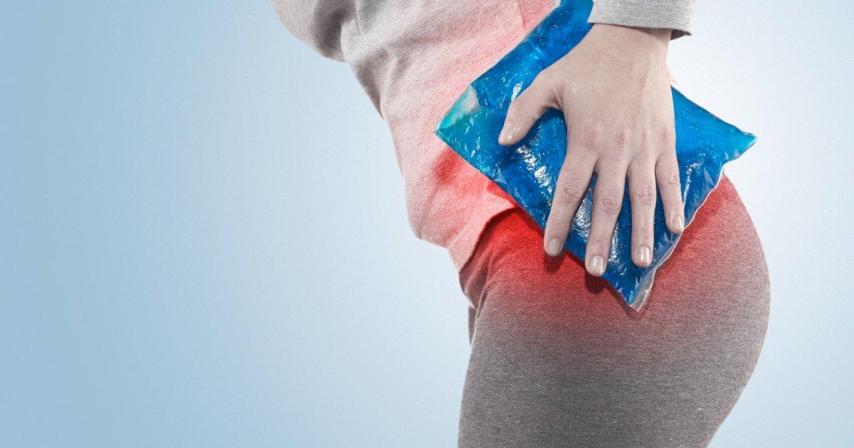 Comb- és csípőfájdalom ropogással - Mozgásszervi megbetegedések