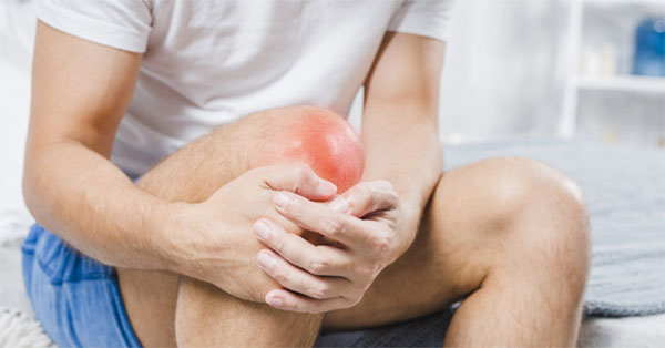 vörös és fájó ízület a lábon ízületi fájdalom láb deformáció