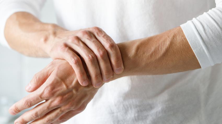 fájdalom a kéz ízületeiben betegség után