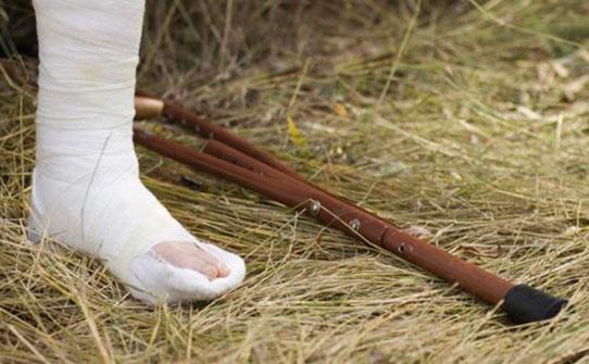 rákattint és fáj a láb ízületén