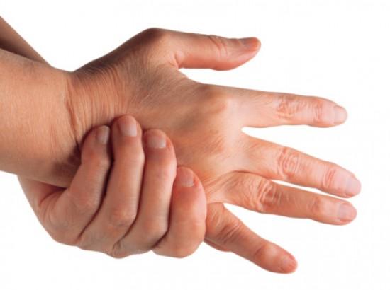 az ujjak fertőző ízületi gyulladásának kezelése