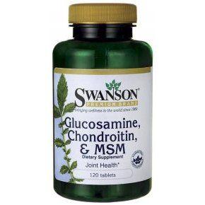 glükozamin-kondroitin tabletta