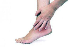 lábkezelési ízületek