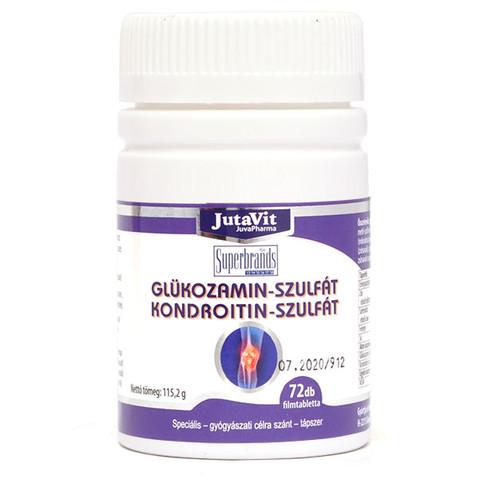mi a jobb kondroitin vagy glükózamin a pitypang artrózisának gyökérkezelése