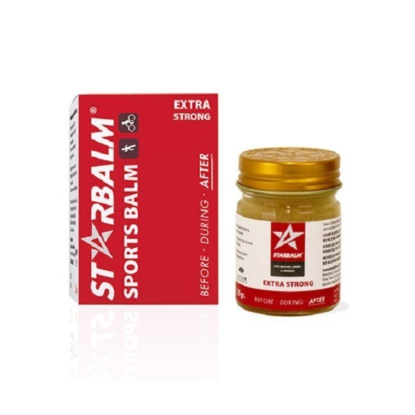STARBALM Sport Vörös balzsam extra erős 25g